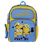 Minions Selfie Teen Backpack