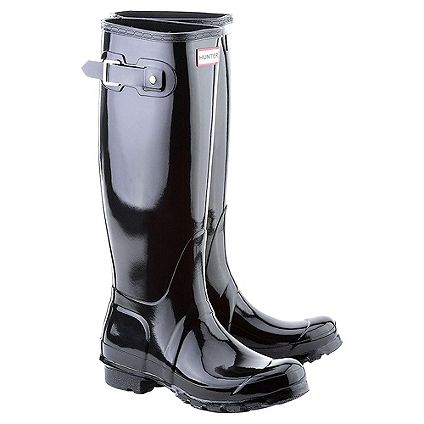 Up to half price on all Hunter Wellington Boots