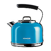 Kenwood SKM033A 2.2kW 1.25 Litre Traditional Kettle with SureGrip in Blue