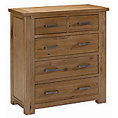 Kelburn Furniture Lyon 5 Drawer Chest