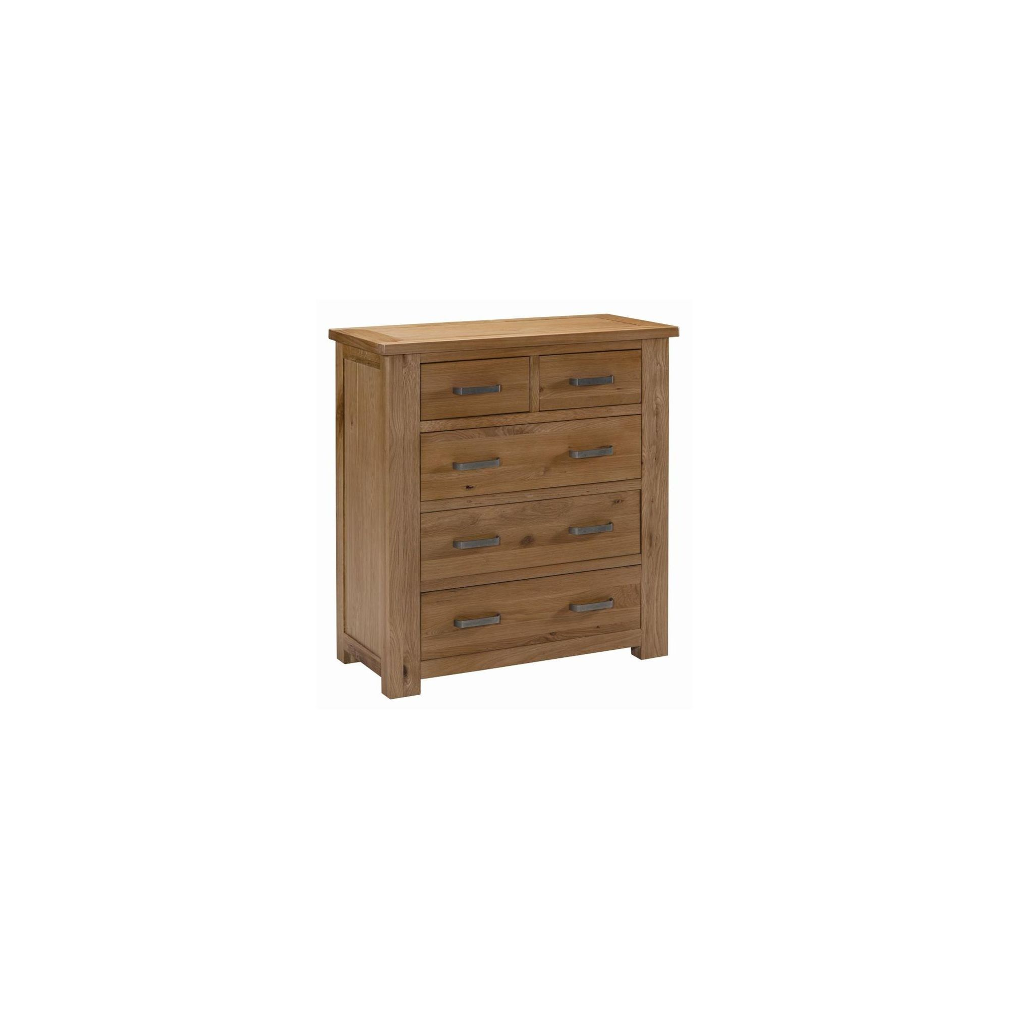 Kelburn Furniture Lyon 5 Drawer Chest at Tesco Direct