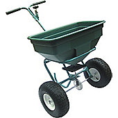 The Handy 125lbs Push Fertiliser Spreader