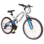 "Silverfox Breaker 24"" Kids' Bike - Boys"