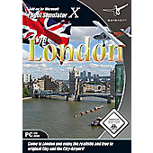 VFR London and City Airport - PC
