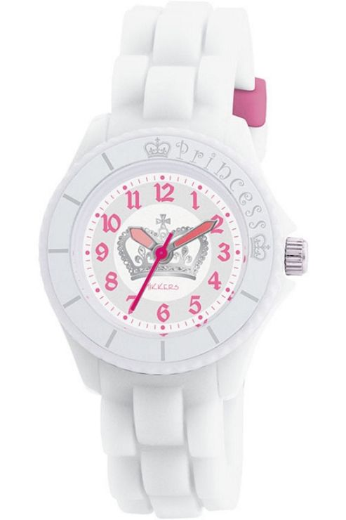 Tikkers Childrens Rubber Strap Watch TK0022