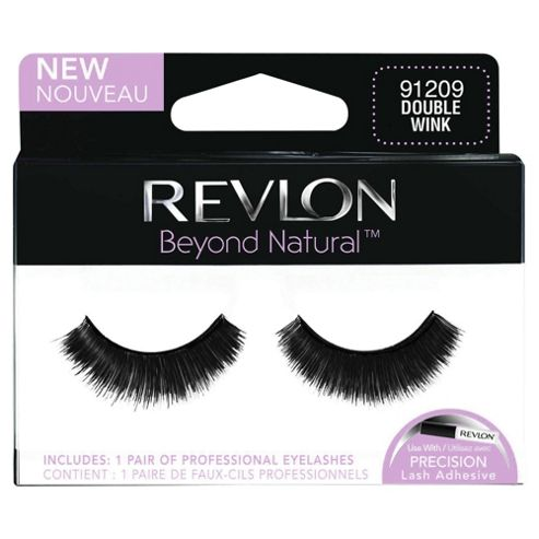 Revlon Beyond Natural Lashes - Double Wink 91209