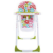 My Babiie MBHC8FL Premium Highchair (Floral)