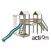 Arundel Twin Climbing Frame without Swing Arm