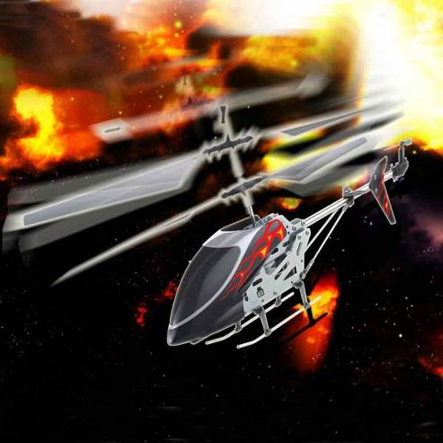 Gyro Dynamite RC Helicopter