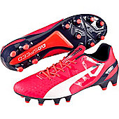 Puma Evospeed 1.3 Fg Football Boots - Pink