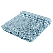 Tesco Egyptian Cotton Towels, - Blue