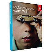 Adobe Photoshop Elements 14 Mac/Win DVD