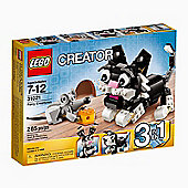 Lego Creator Furry Creatures 31021
