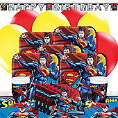 Superman Party Pack for 8