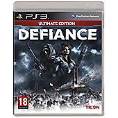 Defiance Ultimate Edition (PS3) - PS3