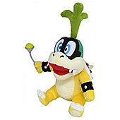 "Official Nintendo Super Mario Plush Series Stuffed Toy - 9"" Iggy Koopa"
