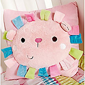 Clair de Lune Lottie & Squeek Cushion