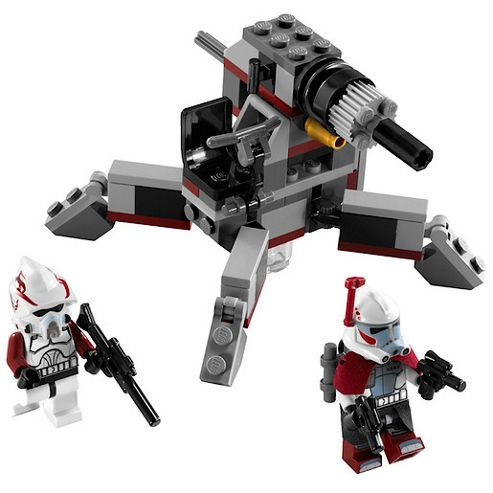 LEGO Star Wars Elite Clone Trooper 9488
