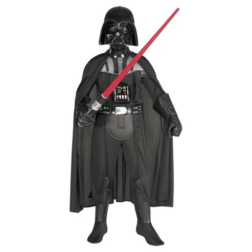 Darth Vader Deluxe - Child Costume 10-12 years