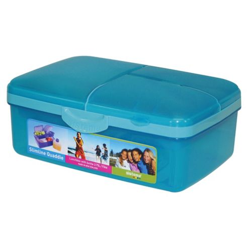 Sistema Quaddie Lunchbox, Blue