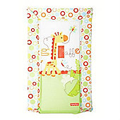 Fisher Price Changing Mat (Giraffe Friends)