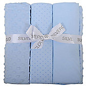 Silver Cloud Bedding Bale Blue