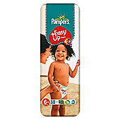 Pampers Easy Ups Economy Pack Extra Large 38