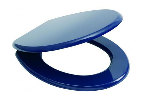 Sanwood Grenada Toilet Seat - Blue