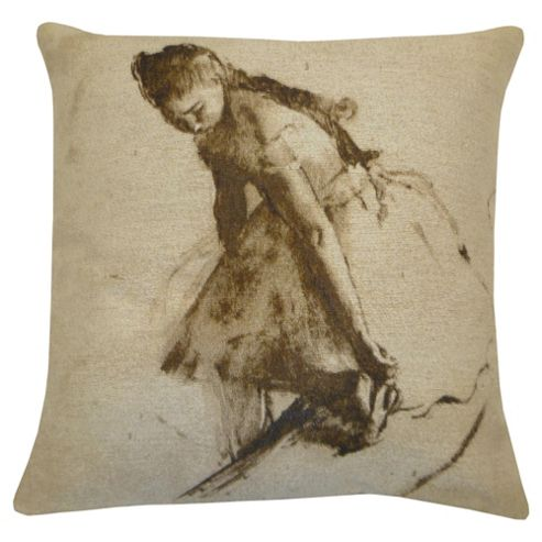 Ballet Dancer Cushion