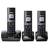 Panasonic KX-TG8063EB Dect cordless telephone - Set of 3