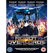 Robot Overlords BLU-RAY