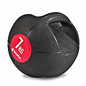 Bodymax Double Handle Medicine Ball - 7kg