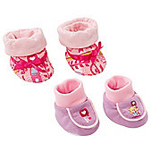 Baby Born Baby Shoes (One Pair Supplied)