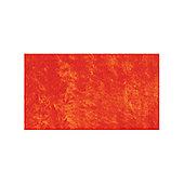 Angelo Bergamo Orange Woven Rug - 200cm x 140cm (6 ft 6.5 in x 4 ft 7 in)