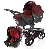 Jane Trider Formula Travel System (Flame)