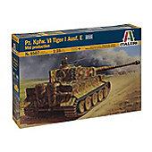 Pz.Kpfw.VI Tiger I Ausf.E Mid Production 1:35 - 6507 - Italeri