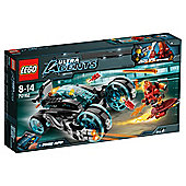 LEGO Agents Infearno 70162