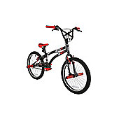 "X-GAMES BMX FS M 20"" BLACK/RED"