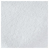 Tesco Basic  bath sheet white