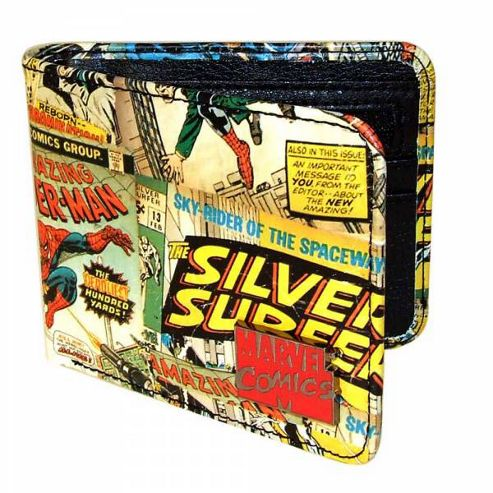 Marvel Comics Outside Print Wallet
