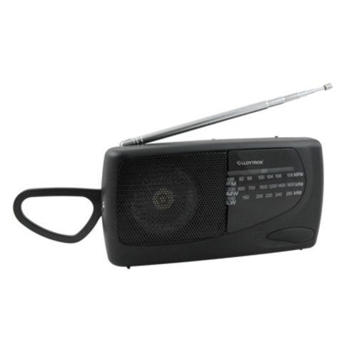 Lloytron 3 Band Portable Sports Radio