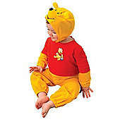 Rubies Fancy Dress Costume - Disney - Winnie The Pooh - Winnie The Pooh Classic Costume - UK TODDLER