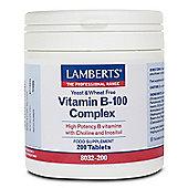 Vitamin B100 Complex