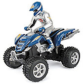 Toyrific 360 Stunt ATV Radio Controlled Toy Quad Bike