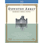 Downton Abbey Series 1-5 Blu-Ray