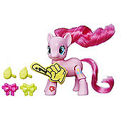 My Little Pony Pinkie Pie Cheering Poseable Figure
