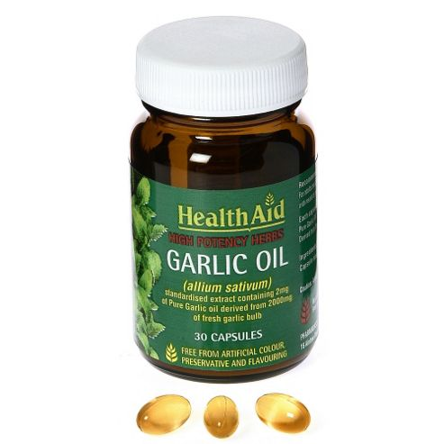 Garlic Oil 2mg - Standardised