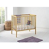 Carolina Space-Saving Cot Antique with Mattress