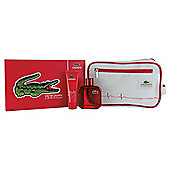 LACOSTE 12.12 RED EDT 100ML & SG