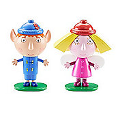 Ben And Holly's Little Kingdom - Twin Figure Pack Ben and Holly